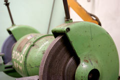Grinding machine A Royalty Free Stock Photo
