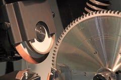 Grinding machine Stock Image