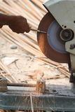 Grinding machine Royalty Free Stock Photography