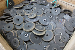 Grinding wheel Royalty Free Stock Photo