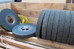 Grinding wheel Stock Photography