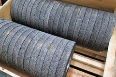 Grinding wheel Stock Photo