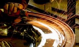 grindning Стоковые Фото