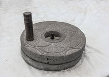 Grindstone Stock Photography