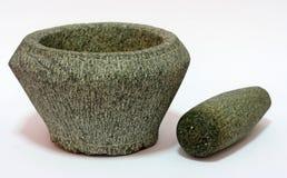 Griner en pierre Photo stock