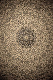 Gringe background with oriental ornaments Royalty Free Stock Photos