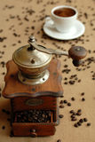 Gringer di Coffe Fotografia Stock