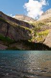 Grinnell Lake, glaciärnationalpark Royaltyfri Bild