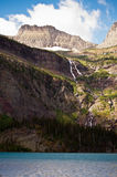 Grinnell Lake, Glacier National Park Stock Photo