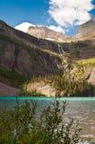 Grinnell See, Gletscher-Nationalpark lizenzfreie stockfotos