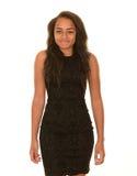 Grinning teenage girl Royalty Free Stock Image