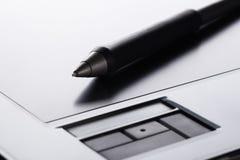 Grip pen Royalty Free Stock Photos