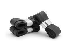 Grip tape. Tennis grip tape on white Stock Image