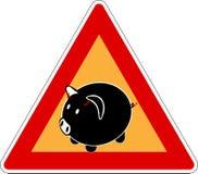 Gripe 4 de los cerdos fotografía de archivo
