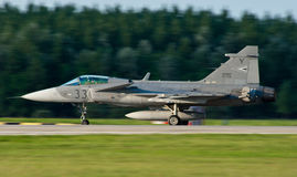 Gripen JAS-39 Royalty Free Stock Photo