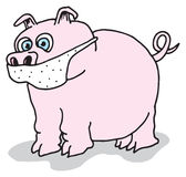 Grippe 01 de porcs images stock