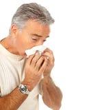 Grippe stockfoto