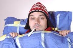 Grippe Lizenzfreie Stockfotos