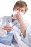 grippe στοκ εικόνα με δικαίωμα ελεύθερης χρήσης