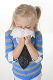 Grippestudent Stockbilder