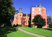 Gripsholm castle. Stock Photography