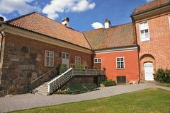 Gripsholm castle. In sodermanland sweden Stock Images