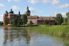 Gripsholm Castle, Mariefred Royalty Free Stock Photos