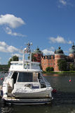 Gripsholm Castle, Mariefred Stock Photo