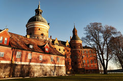 Gripsholm castle Royalty Free Stock Photos