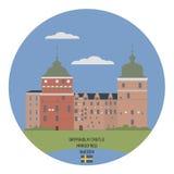 Gripsholm castle. Sweden Stock Photo