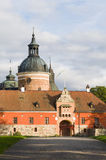 Gripsholm Castle entrance Royalty Free Stock Photography