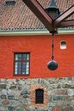 Gripsholm Schloss lizenzfreies stockbild