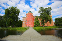 Gripsholm Slott (castle) Royalty Free Stock Photo