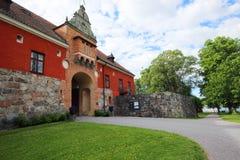 Gripsholm Slott (castle) Royalty Free Stock Photo