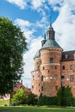 Gripsholms Slott fotografia de stock royalty free