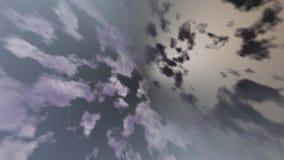 Gris abstracto del fondo una escena violeta