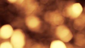 Gris amarillo claro brillante del rojo anaranjado del fondo almacen de metraje de vídeo