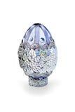 Gris del huevo de Pascua Fotos de archivo
