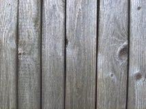 Gris en bois de mur Photos libres de droits