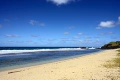 Gris Gris plaża Fotografia Stock
