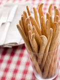 Grissini Bread Sticks Stock Images