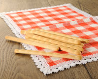 Grissini breadstick Royalty Free Stock Image