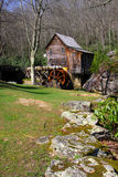 Grist glade creek mill Royalty Free Stock Photo