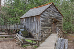Grist Mill In Cades Cove Royalty Free Stock Photos