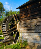 The Grist Mill at Keremeos Stock Image