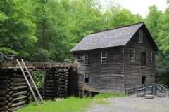 Grist Mill Royalty Free Stock Photography