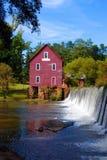 Gristmill in Georgia Stockbild