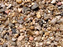 Grit sand Royalty Free Stock Image