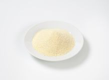 Grits Stock Photography