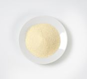 Grits Royalty Free Stock Photo